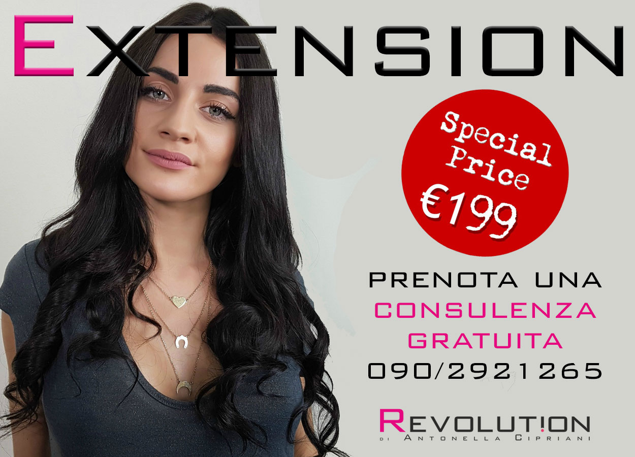 extension special price