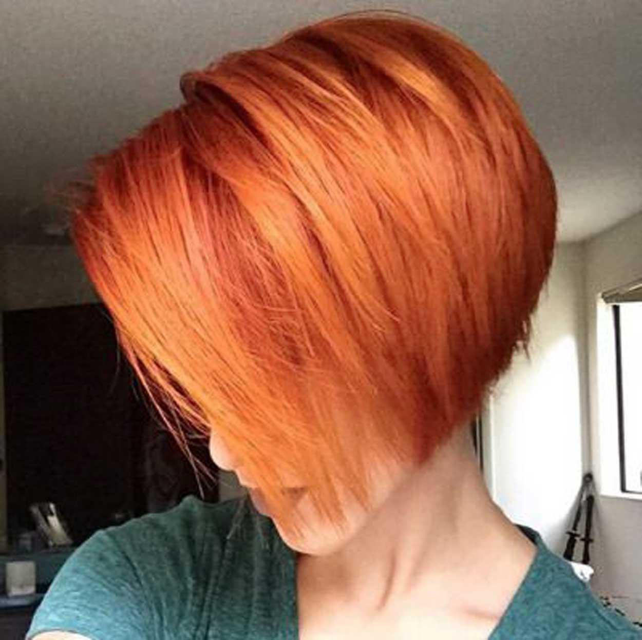 Orange Hair, tendenza colore che continua a stupire e conquistare