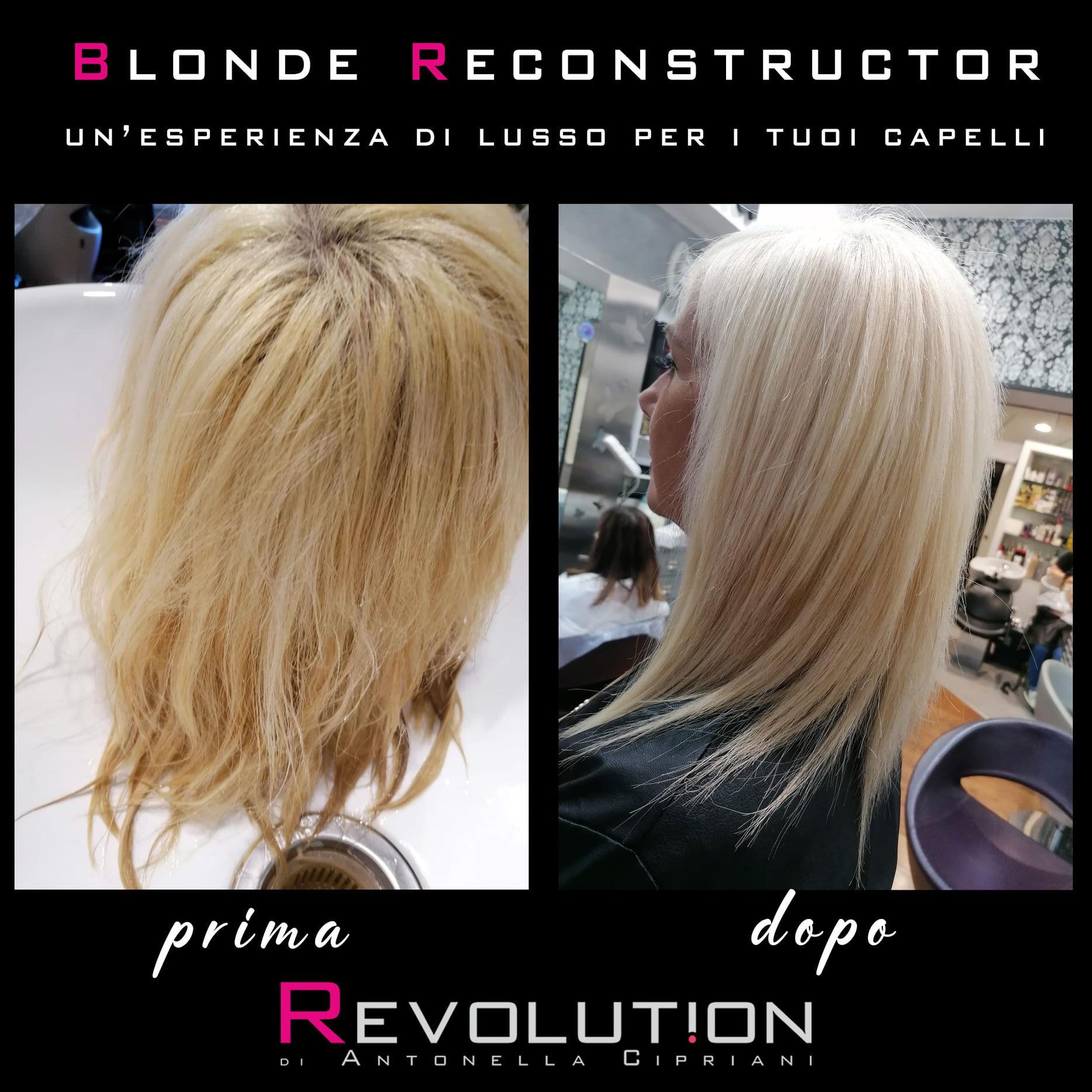 Blonde Reconstructor